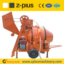 Diesel engine driven JZR350W high quality concrete mixer for sale. Enjoy good fame in the market