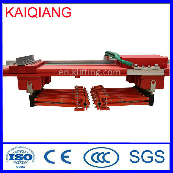 Overhead Crane Ground Bar : Overhead crane ductor rail conductor a