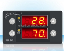 Eliweli Digital <strong>temperature</strong> and humidity controller EW-M330A
