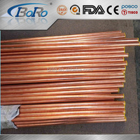 Best quality wholesale 15mm copper pipe price meter