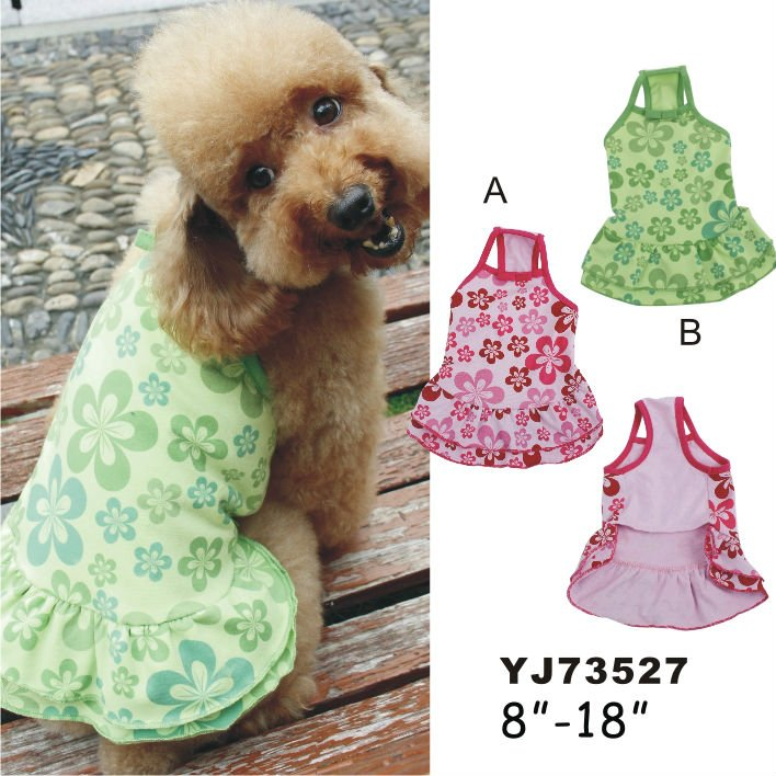 Pet apparel and accessories