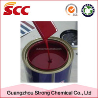 Car paint usage easy sanding red oxide primer paint