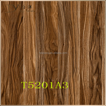 PVC decorative wood grain 3d laminate film for furniture/door/wall panel/cabinet T5201A3 series