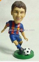soccer player Messi bobble head doll