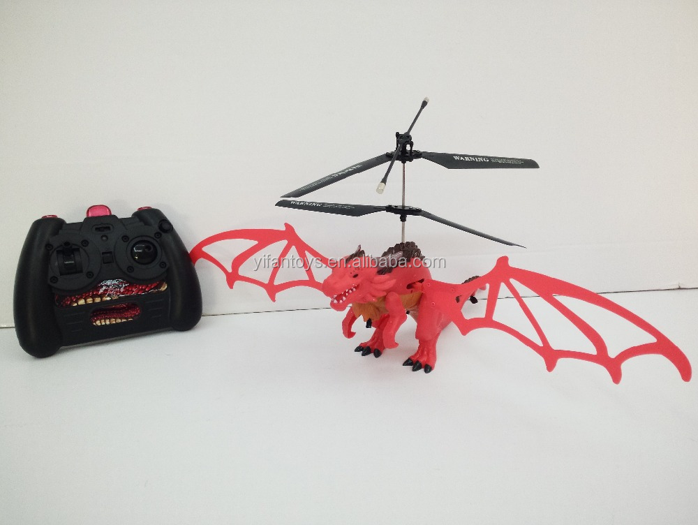 NEW ARRIVAL 3.5CH RC HELICOPTER Dinosaur Helicopter