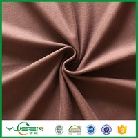Mercerized velvet tricot,polyester/nylon/spandex warp knit fabric for furniture/vehicle cushion
