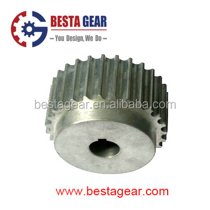 Customized ODM ISO9001 V Belt Pulley Material