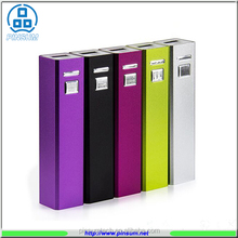Lowest cost top class usb power bank Professional factory supply trendy style 2200mah external battery charger
