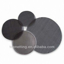 Black Wire Cloth Disc Filter Screen