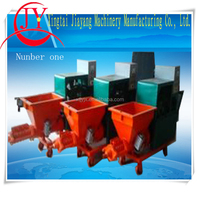 Semi-Automatic Cement Mortar Spraying Machine for Wall ,Coating uniformity, strong adhesion