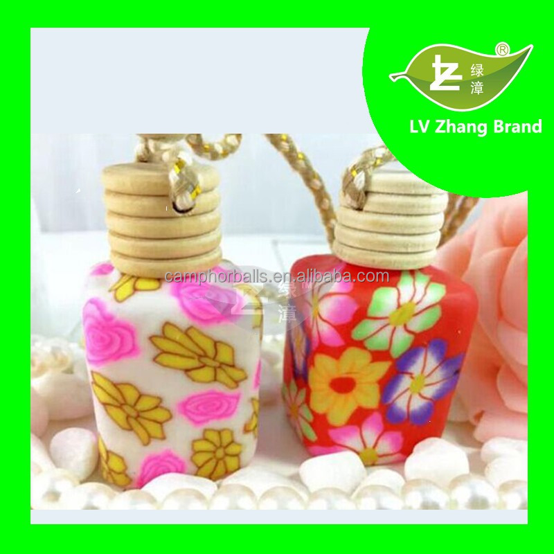 2017 New Best Hanging Aroma Car Air Freshener with bottle