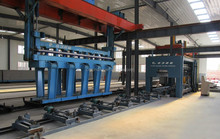 Germany Technology AAC Production Line/Advanced AAC Block Manufacturing Plant