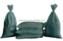 Sand Bags Empty White Woven Polypropylene Sandbags UV Protection size14inchx 26inch