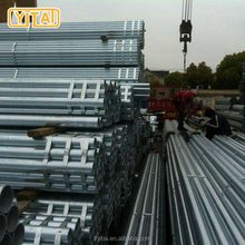 China factory Yitai brand low voltage cable galvanized steel pipe sleeve
