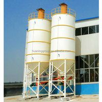 Steel Silo Used for Sale, Used Steel Silo for Sale