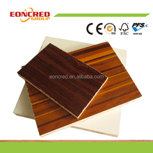 Pure Color or Wood Grain Color Plywood Plate Factory Price