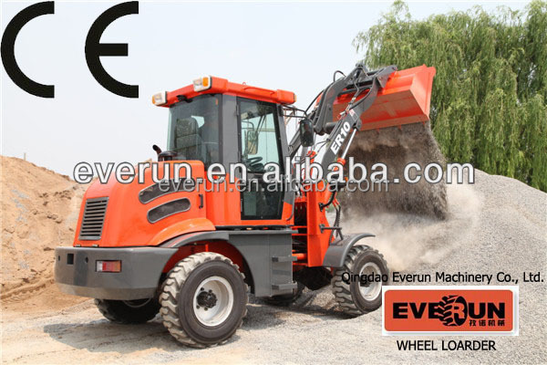 2015 good quality Mini Wheel Loader Zl12F