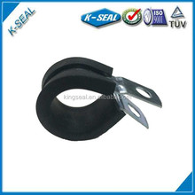 zinc plating galvanized steel radiator rubber hose clamp clips