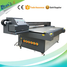 China manufacture supply large format stable performance uv flatbed printer for pvc ceiling board price
