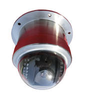 HQ-819-B Explosion Proof Infrared HD Dome Camera