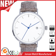 Latest design vogue japan miyota movement quartz watch advance