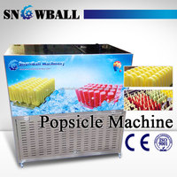 Stainless Steel Commercial Automatic Ice-Cream Popsicle Stick Making Machine Price For Sale