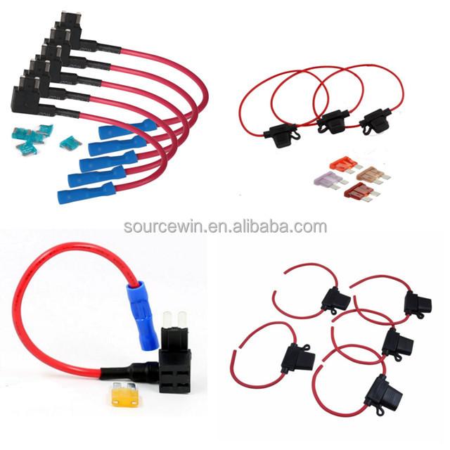 auto tap standard assorted inline fuse holders automotive rh alibaba com