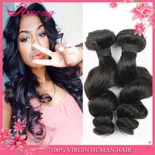 Alibaba Express Wholesale Cheap Human Hair Remy Loose Curl Weave Online Sale