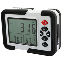 HT 2000 Monitoring CO2 Detector Temperature