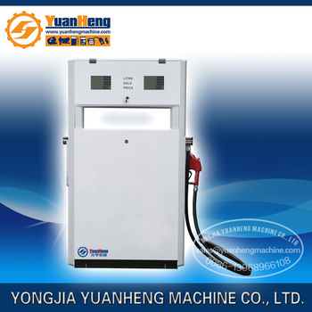 1600mm double nozzle tokheim fuel dispenser pumping machine