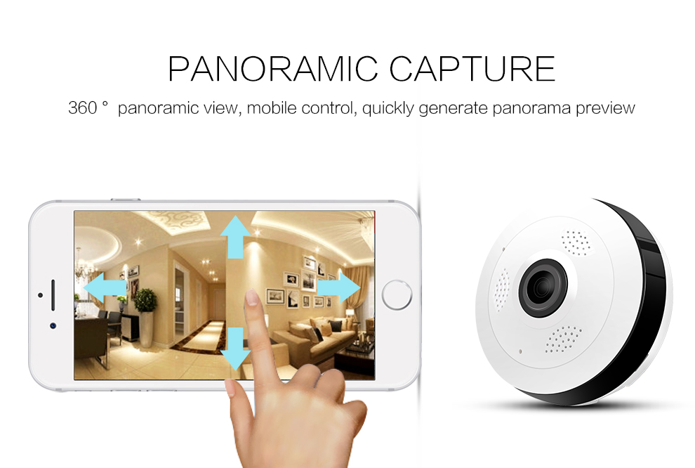 home security wifi IP camera