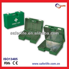 2015 shatterproof medical hospital Empty wall mounted Abs Medicial First Aid Aid Kit Abs Box Abs Box Packed Euro