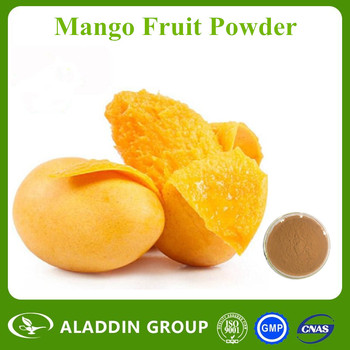 ISO Factory Supply Natural Pure Mango Fruit Powder