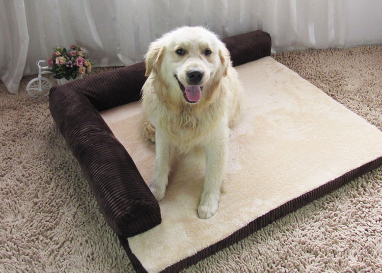 Wholesale high quality pet bed and sofa/designer dog sofa/dog sofa
