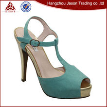 Wholesale customized good quality shoes woman high heels