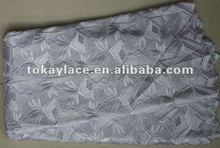 100% cotton embroidery swiss voile fabric for dress