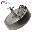 Welding Tank Oval Elliptical Sanitary Pressure Vessel Manhole Cover