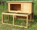 Wholesale Wooden Rabbit Hutch