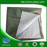 PE woven fabric, covering poly tarp, low price waterproofing PE tarpaulin