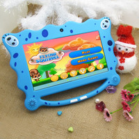 7 inch Allwinner A23 Android 4.4 WIFI cute kids tablet SF-M7C08