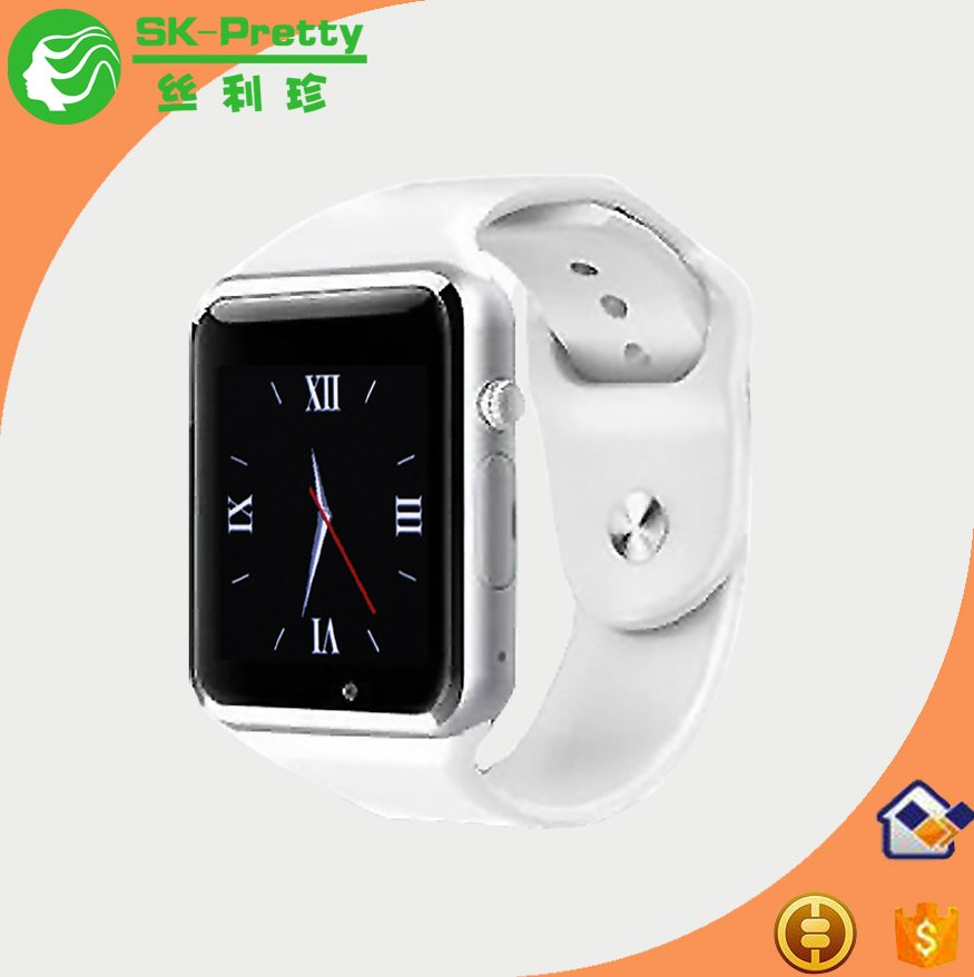 2016 new design A1 bluetooth smart watch phones for android phones