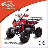 best selling 200cc 4 wheeler atv 250cc for adults