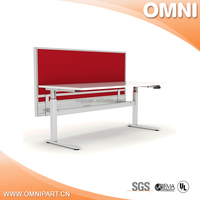 High cost performance and modern steel table chairs design