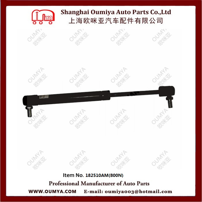 OEM gas lift cylinder for beds and cars for sale 182510AM(800N)