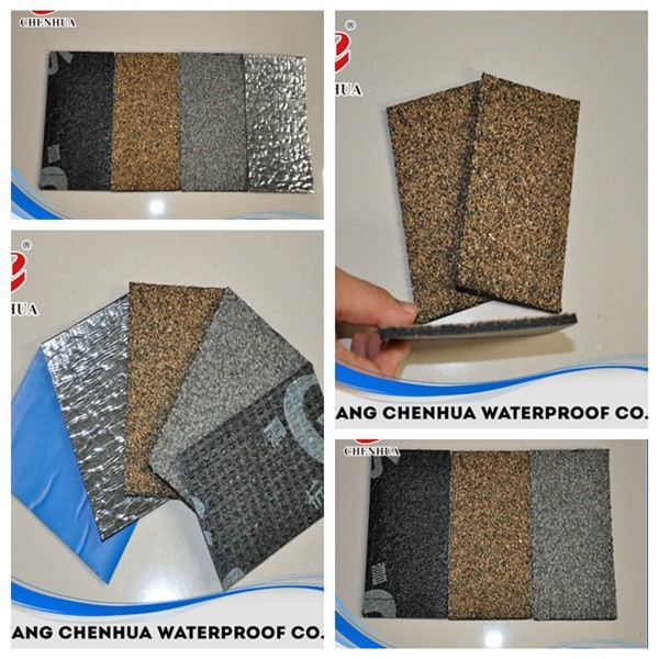 China supplier buliding modified bituminous waterproofing membrane