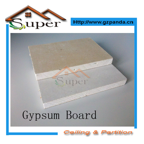 Cheap Price Gypsum Board With Standard Size