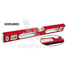 SJIE84001 aluminium frame bubble spirit level