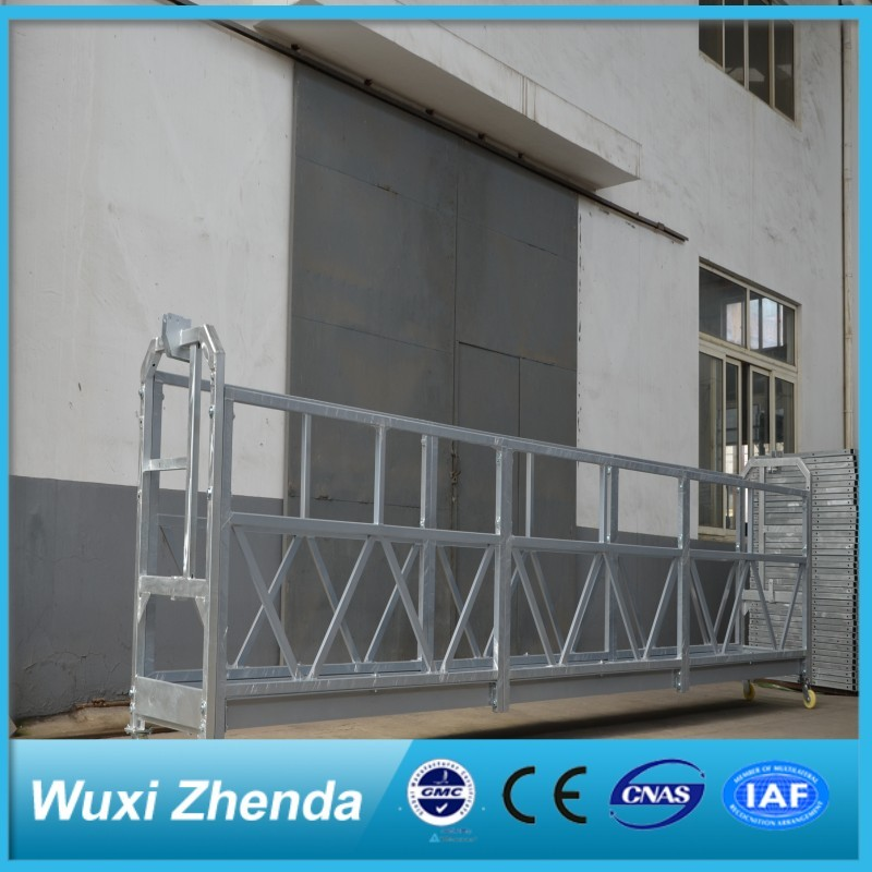 NEW Weight Lifting Window Cleaning Swing Stage Engine Platform