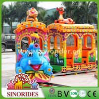 China Safari elephant amusement park electric train,Game Equipments,Game Equipments for sale