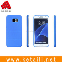 Wholesale Silicone Cell Phone Case for samsung S7